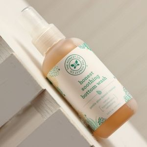 The Honest Company Soothing Bottom Wash 5 oz Gentl